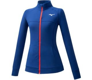 Mizuno Training Jacket Damen Tennisjacke