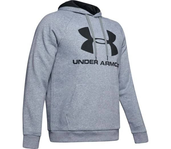 UNDER ARMOUR Rival Fleece Sportstyle Logo Herren Fleecehoodie - 1