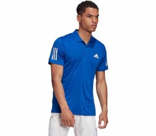 adidas Club 3-Streifen Men Tennis Polo Shirt