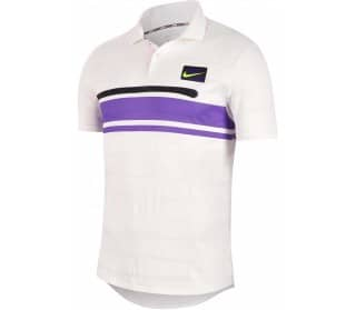 Court Advantage Men Tennis Polo Shirt