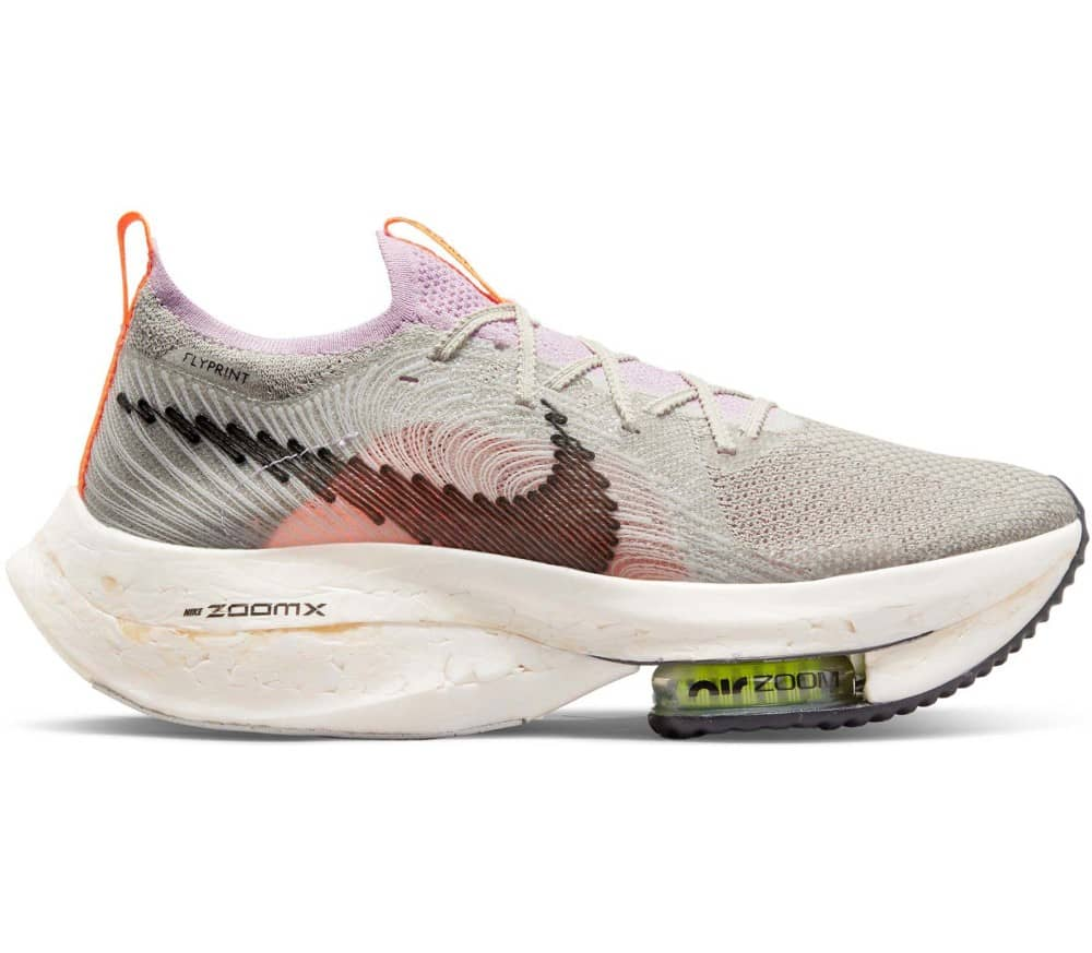 NIKE Zoom Alphafly Next Nature Laufschuh (Flat Pewter / Black / Arctic Pink) 324,90 €