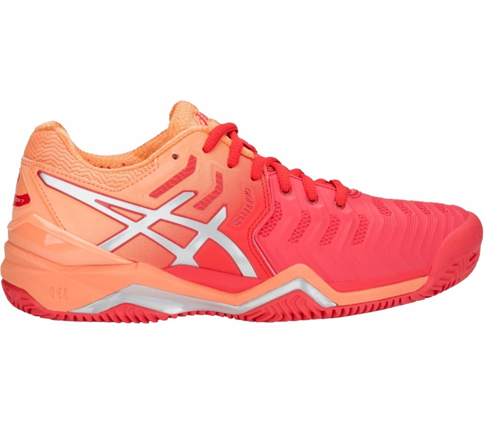 ASICS GEL-RESOLUTION 7 CLAY Dames Tennisschoenen