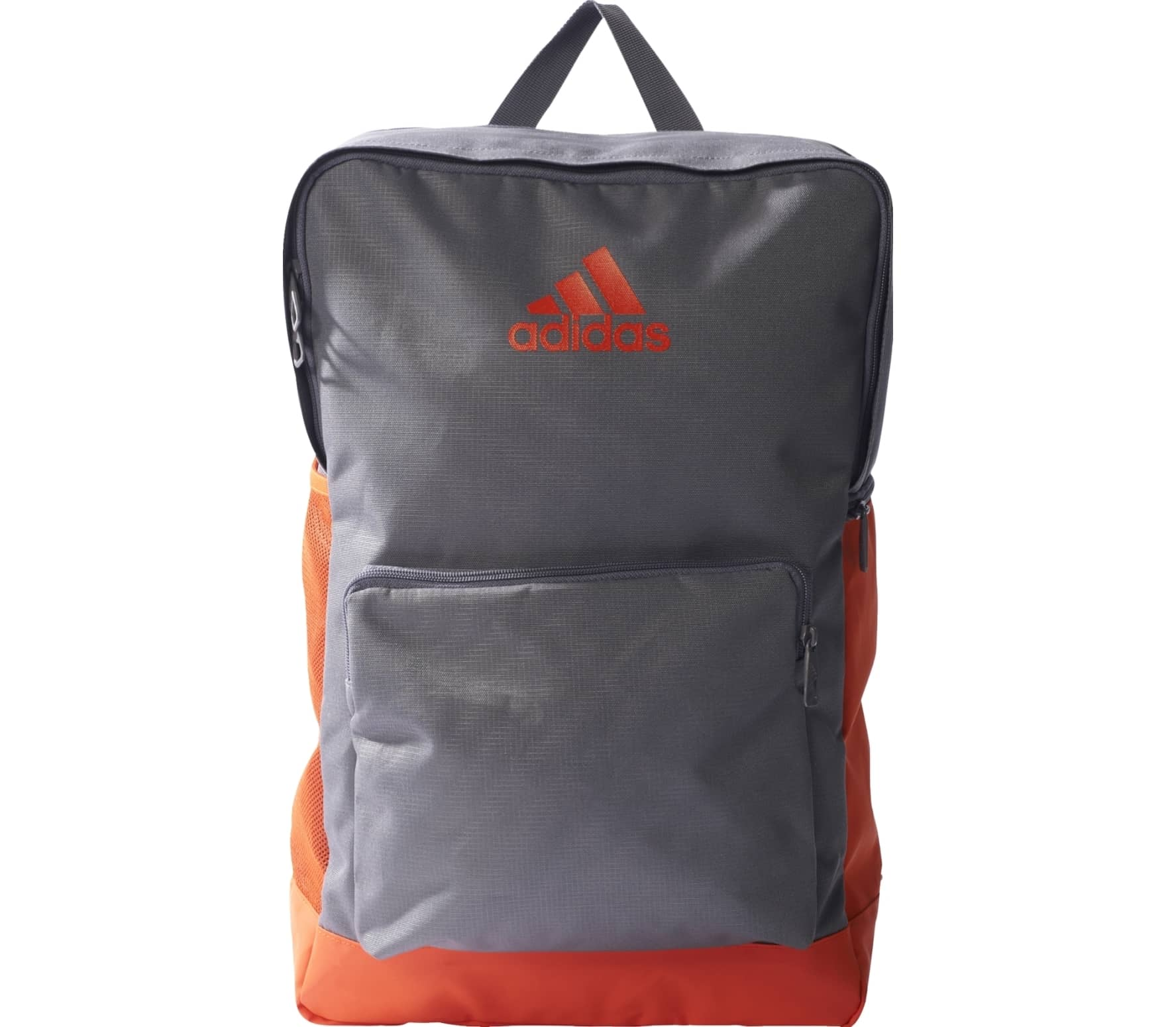 ec293ac54d9 Adidas - 3S Performance Backpack (grey orange) - buy it at the ...