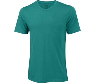 Wilson - Condition Herren Tennisshirt (grün)