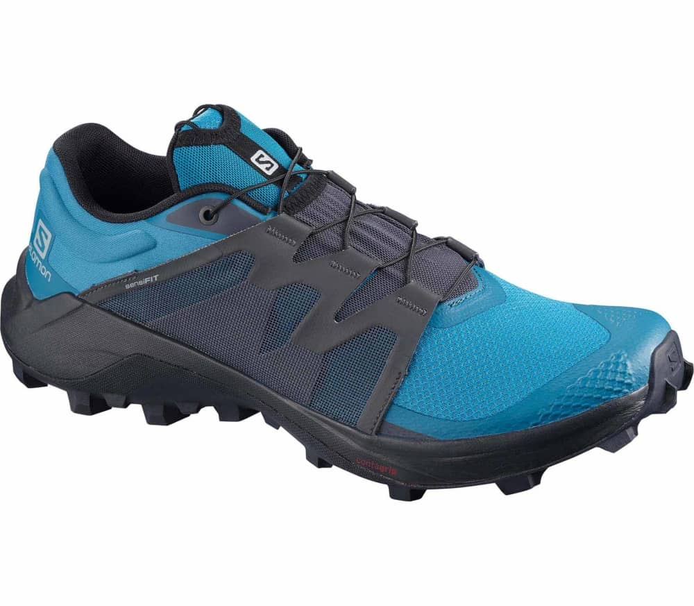 SALOMON Wildcross Men Trailrunning Shoes (blue black) 112,90 €