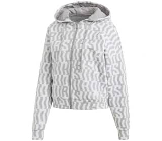 adidas Allover-Printed Dames Sweatjack