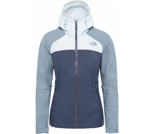 THE NORTH FACE Stratos Mujer Chubasquero - 1