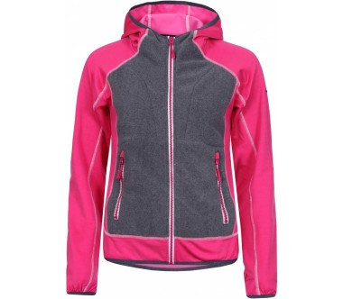Icepeak Genesis Women Fleece Jacket pink