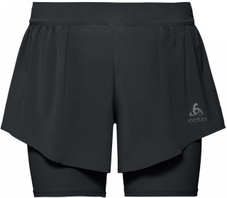 ODLO Zeroweight Ceramicool Pro Women Running Shorts