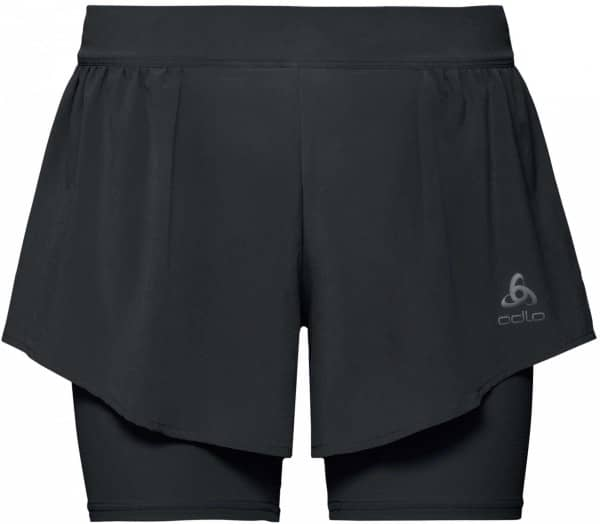 ODLO Zeroweight Ceramicool Pro Women Running Shorts - 1
