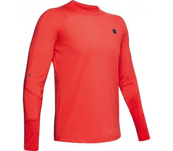 UNDER ARMOUR Rush Mock Men Functional Long Sleeve - 1