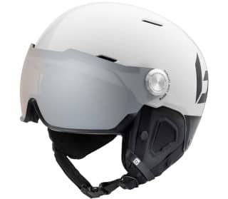 Might Visor Premium Unisex Skihelm