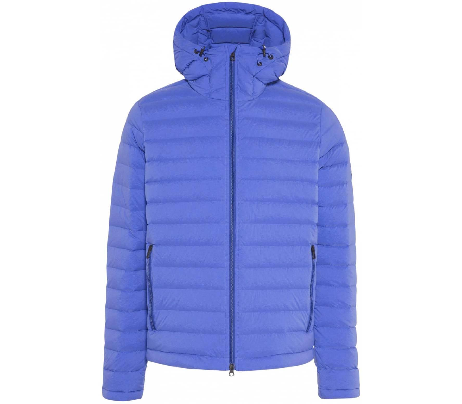 J.Lindeberg - Ease Hooded Liner JL Down men's down jacket (blue)