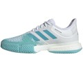adidas Sole Court Boost X Men white