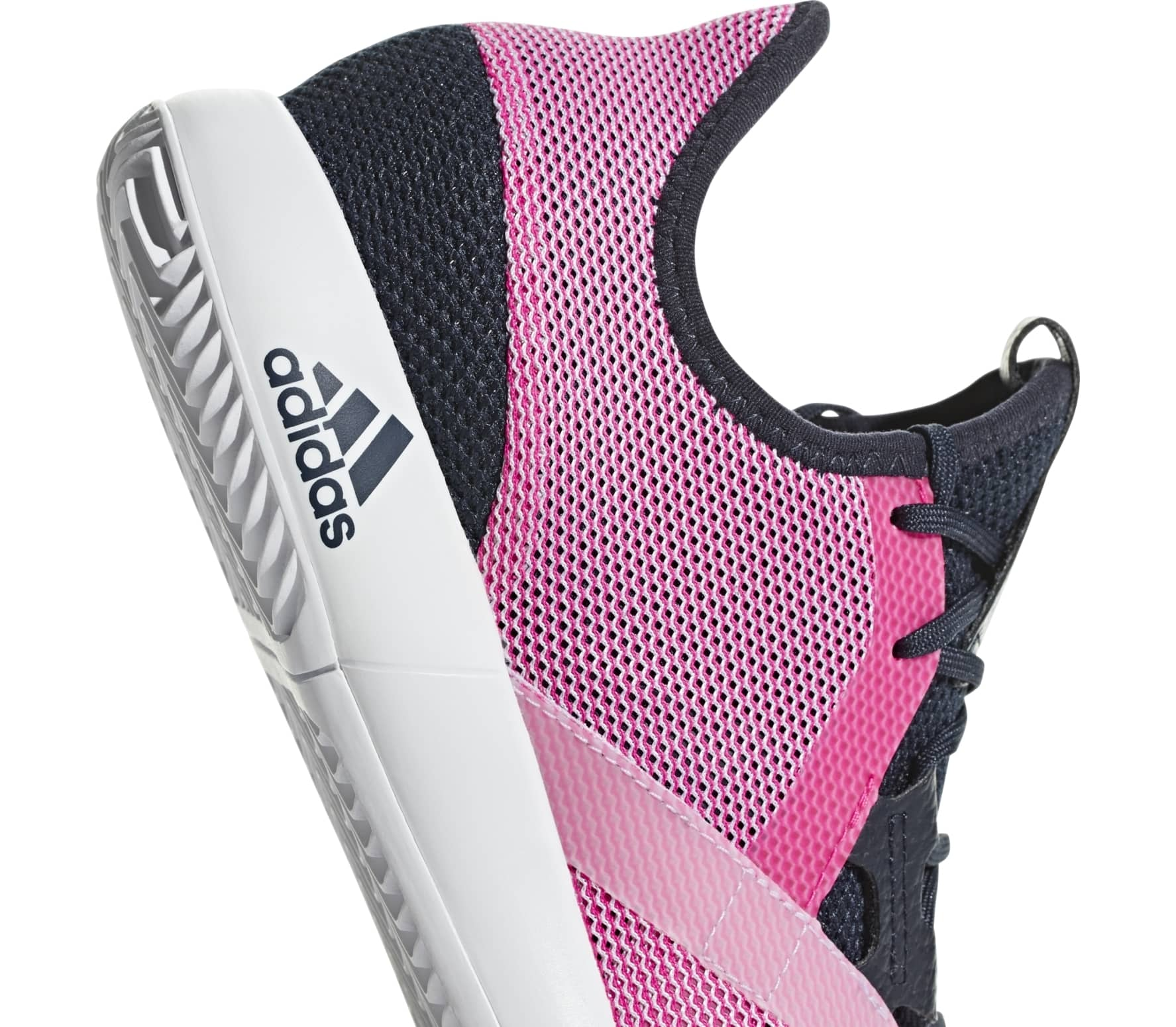 premium selection 7e74c dc079 adidas performance - Adizero Defiant Bounce womens tennis shoes (pink)