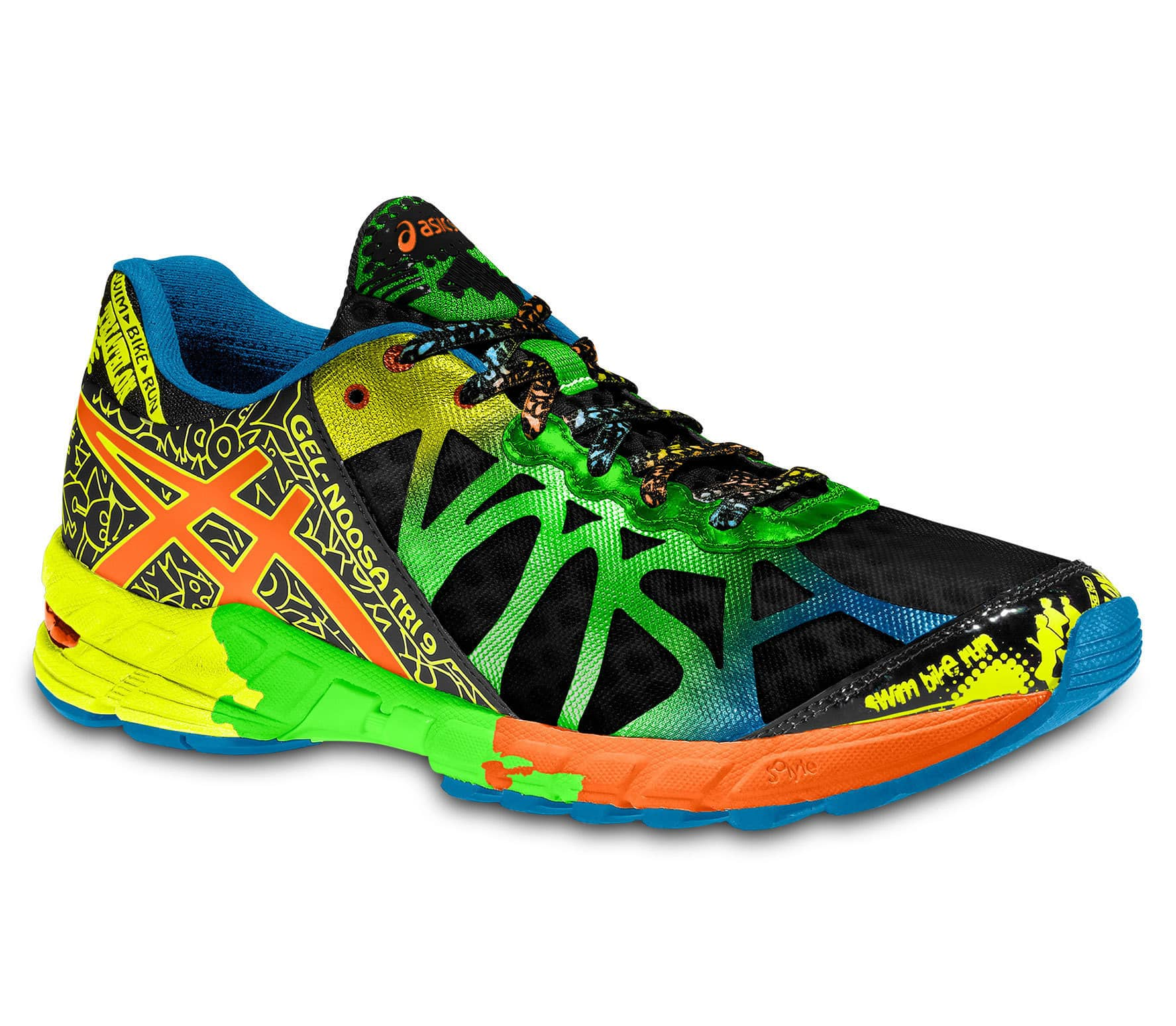 uk availability efbaa 295dc ASICS - Gel-Noosa Tri 9 Hommes (multicolore)