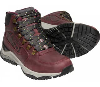 Innate Leather Mid Wp Ltd Dames Wandelschoenen