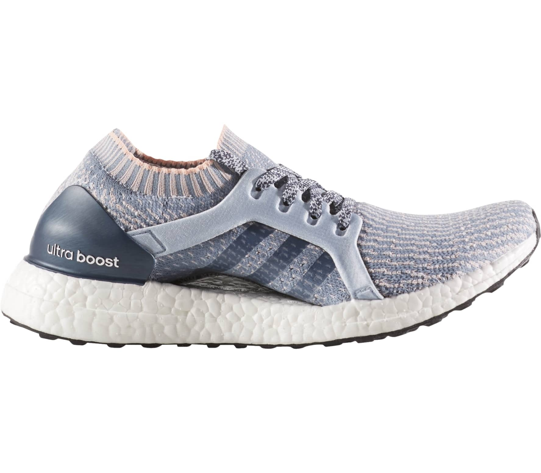 57172ae6f6cad Adidas - Ultra Boost X women s running shoes (light blue grey) - buy ...