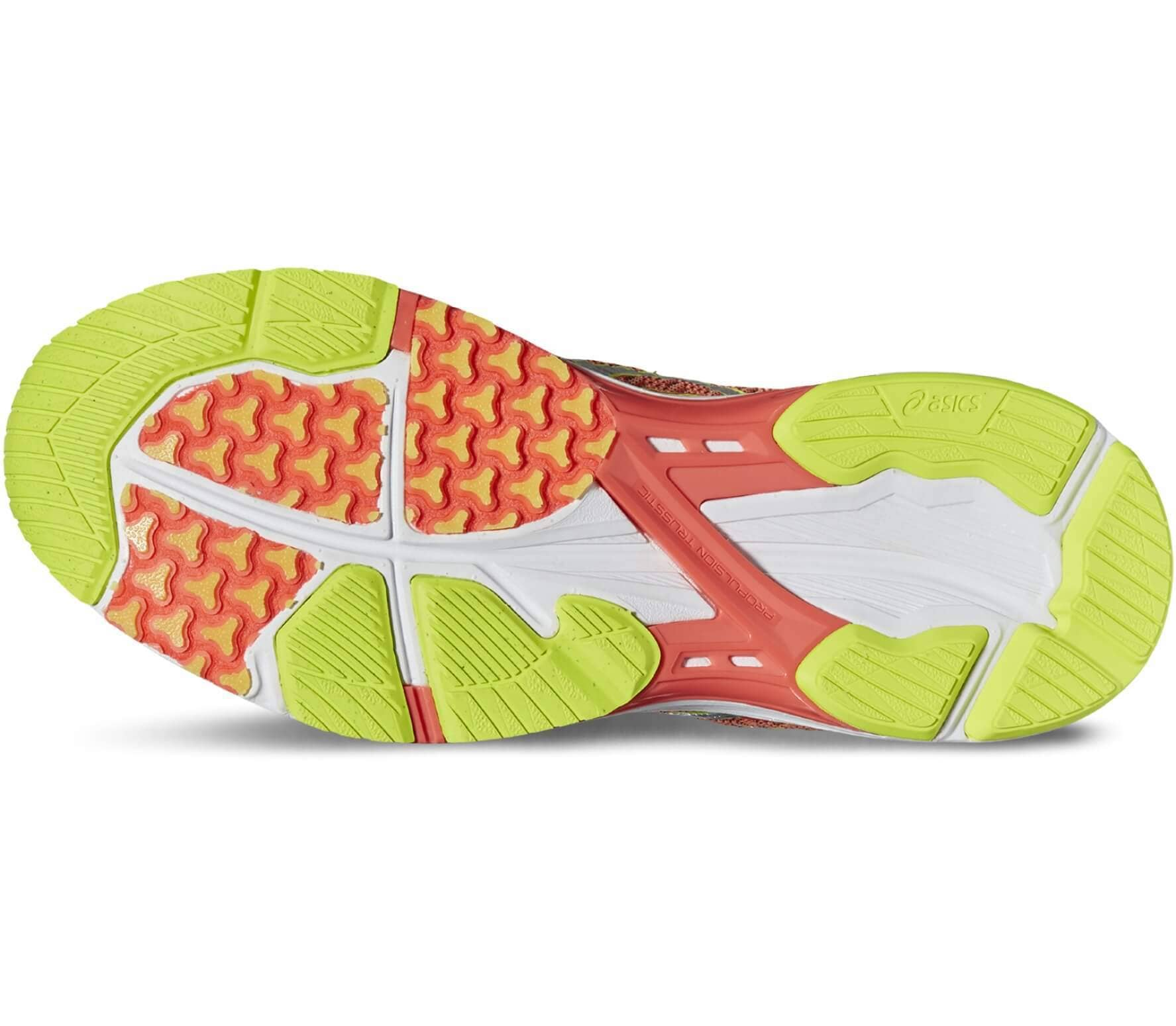 ASICS - Gel-DS Trainer 22 NC women's running shoes (orange/yellow)