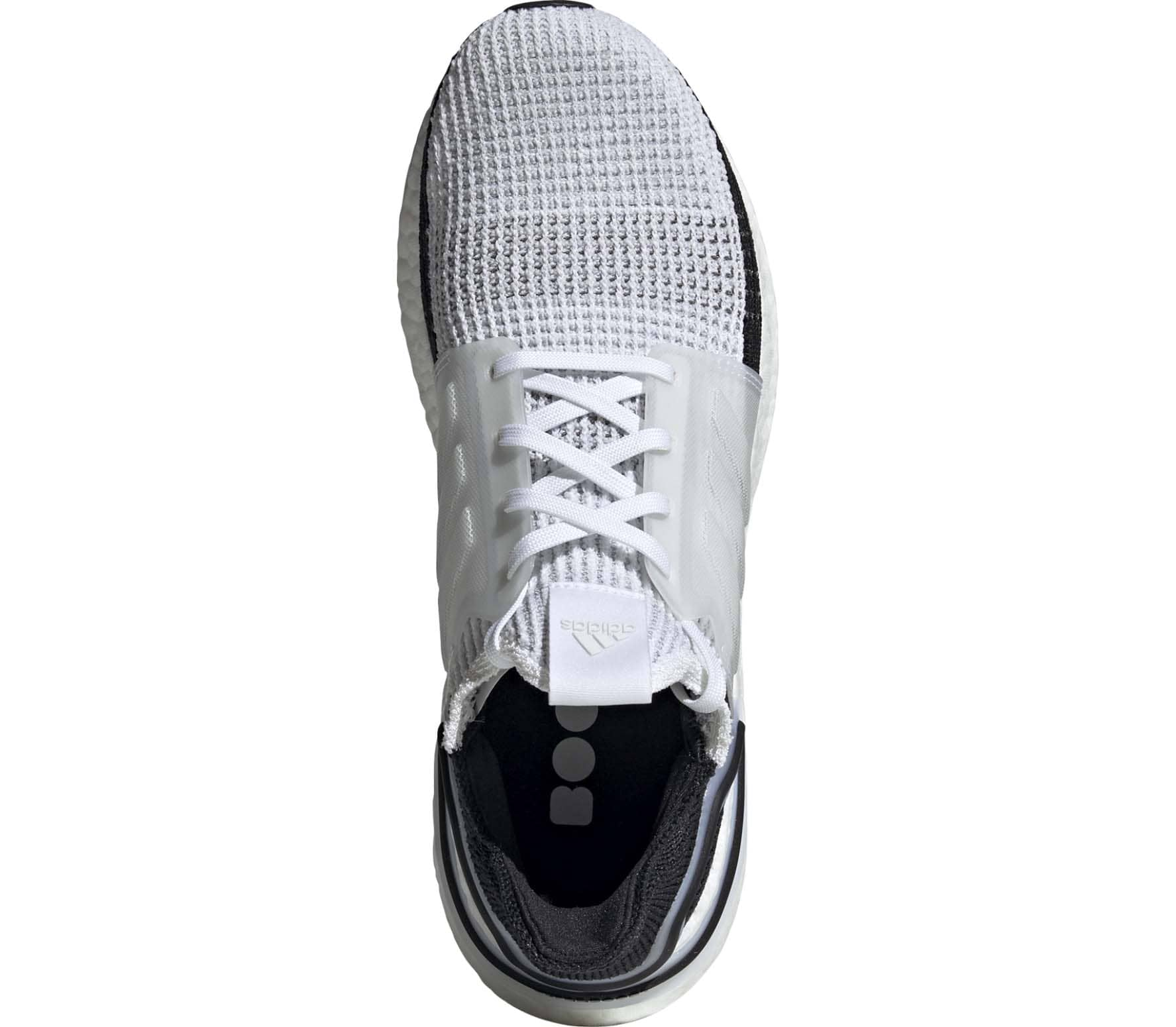 adidas - Ultraboost 19 men's running shoes (white)