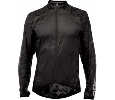POC - Essential Road Wind Herren Bike Jacke (schwarz)