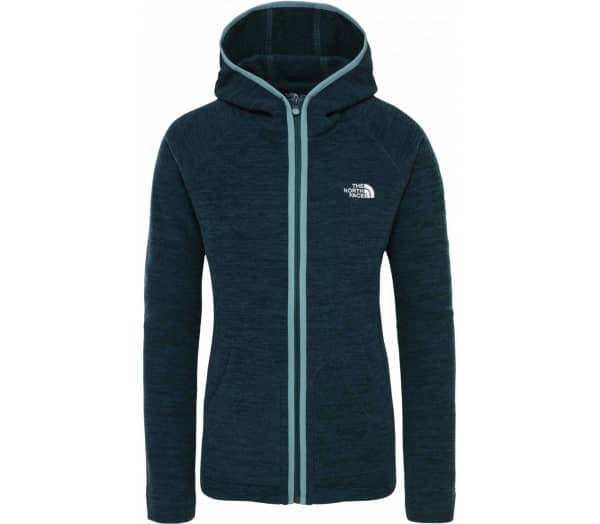 THE NORTH FACE NIKSTER FULL ZIP Women Fleece Jacket - 1
