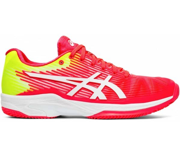 ASICS Solution Speed Ff Clay Women Tennis Shoes - 1