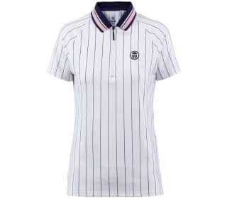 Sergio Tacchini Paris Women Tennis-Polo-Shirt