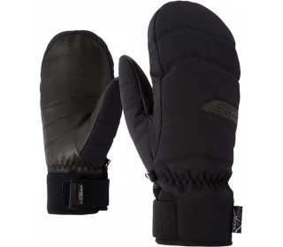 Ziener Komilla Aquashield Alpine Wool Women Ski Gloves