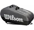 Wilson Team 3 Comp Tennistasche black