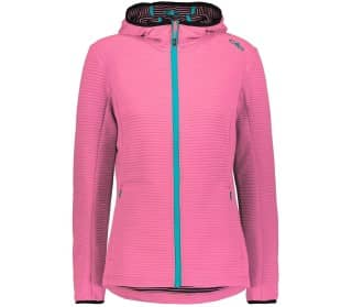 FixHood Damen Outdoorjacke