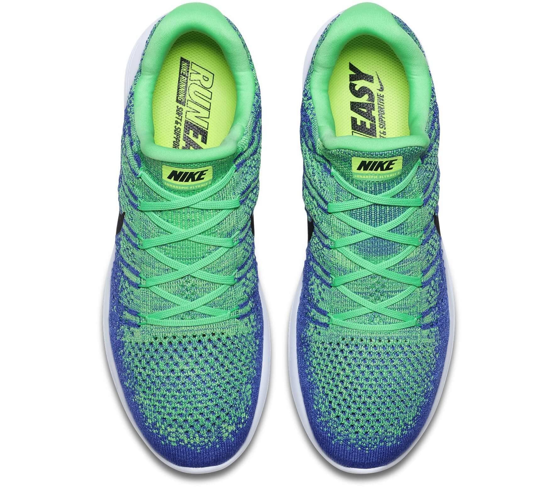 Nike Lunar Epic Low Flyknit 2 Hommes Chaussures De Running Pour Hommes 2 7df6bc