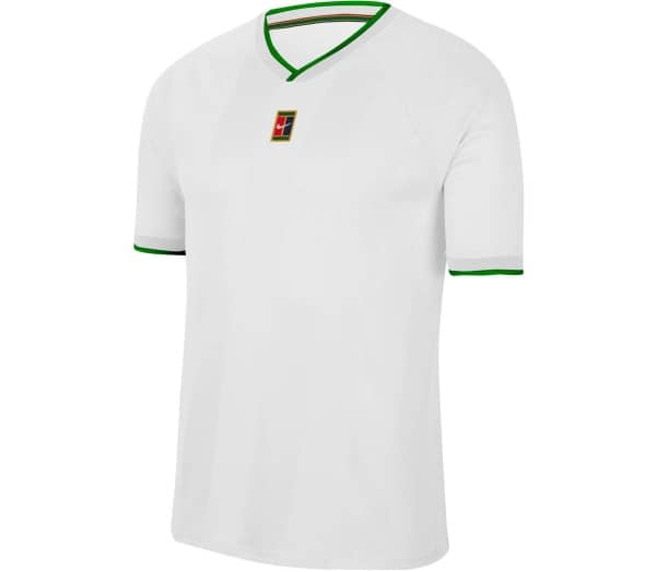 NIKE Breathe Slam Herren Tennisshirt - 1