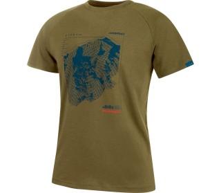 Mammut Mountain Hommes T-shirt