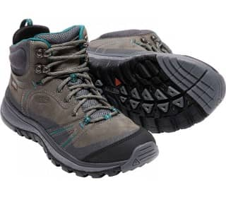 Terradora Leather Mid Wp Women Hiking Boots