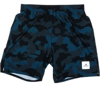 SAYSKY Camo Pace Men Running Shorts