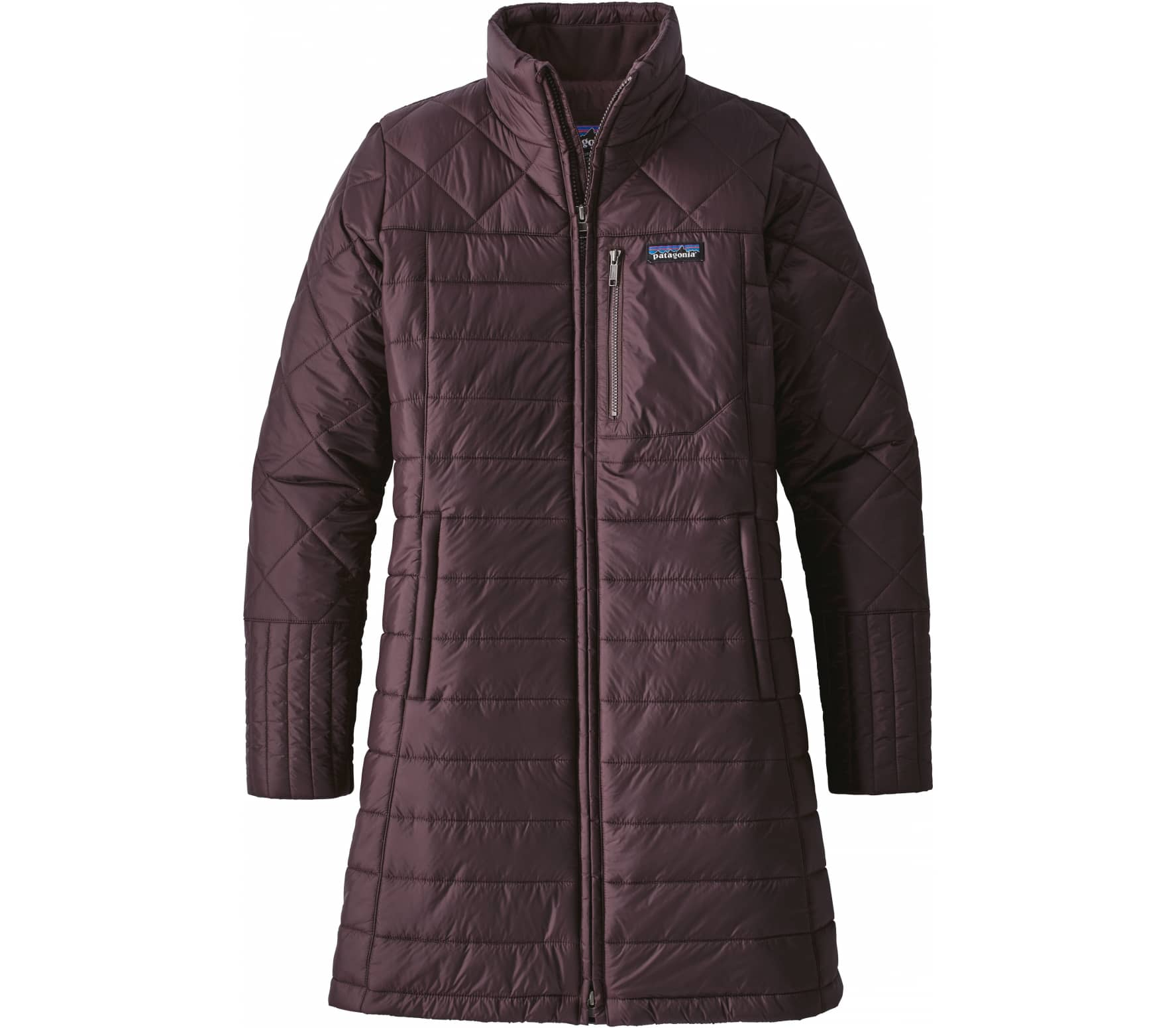 Patagonia - Radalie parka women's parka (brown)