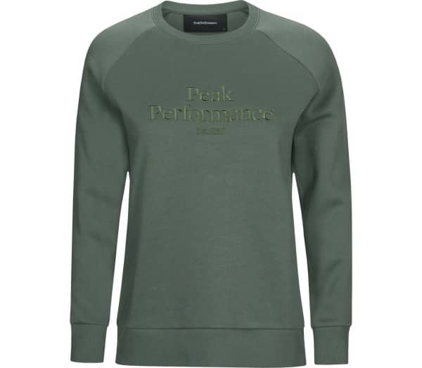 PEAK PERFORMANCE Original Crew Women Sweatshirt - 1