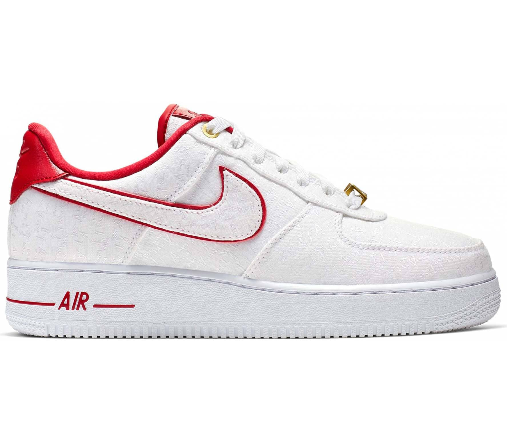 Nike Sportswear Air Force 1 '07 LX Damen Sneaker weiß