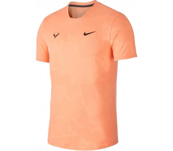 NIKE AeroReact Rafa Men Tennis Top - 1