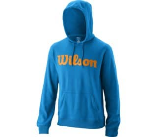 Script Cotton Po Hoody Hommes Sweat à capuche