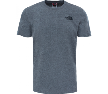 The North Face - S/S Red Box Herren Funktionsshirt (grau)