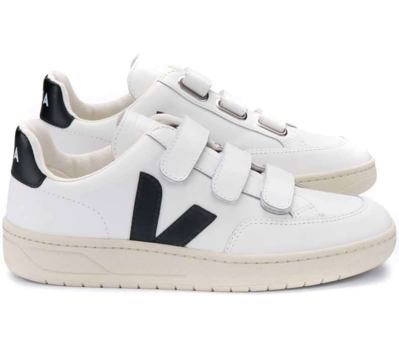 V-Lock Leather Sneakers