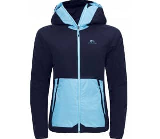 Bec de Rosses Insulation Damen Hybridjacke