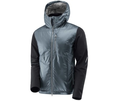 Head - Nagano men's insulation jacket (grey/black)