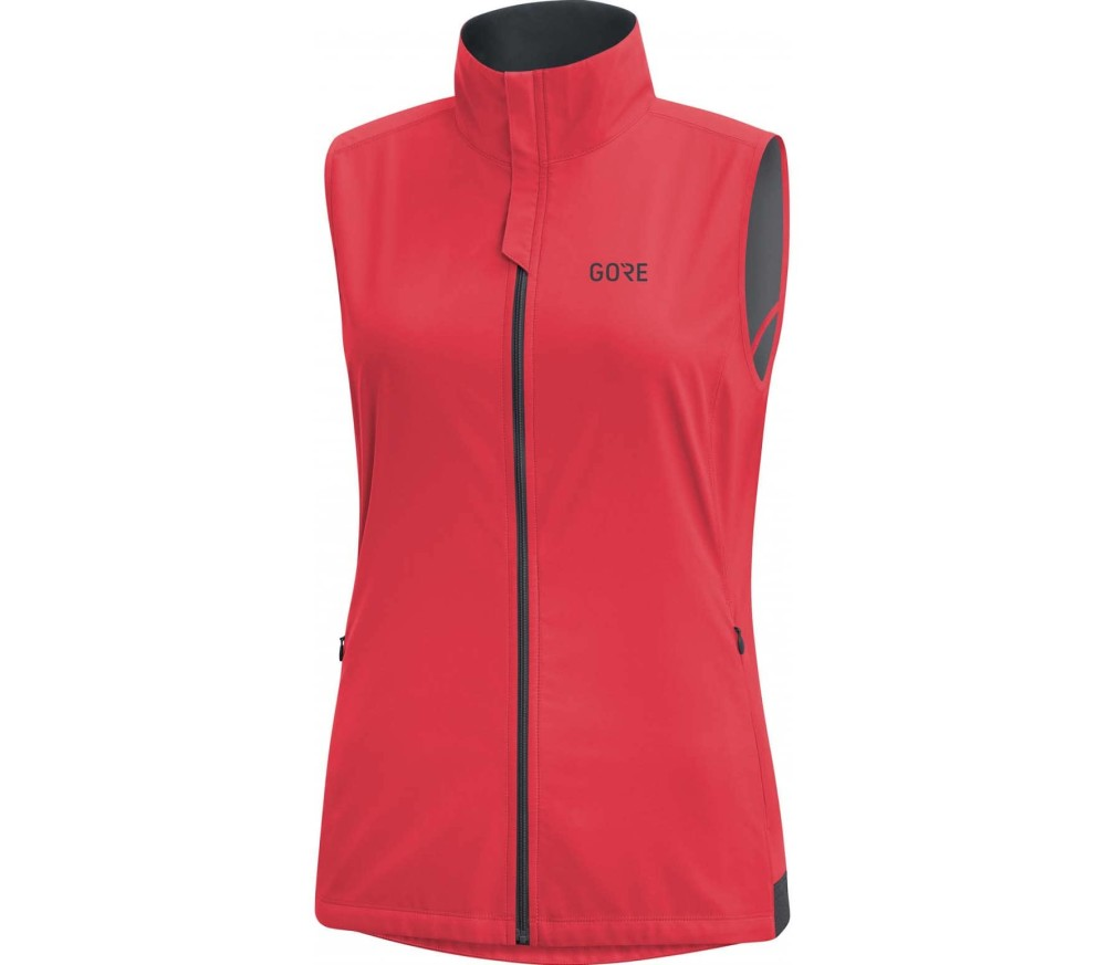 R3 Windstopper Women Running Gilet