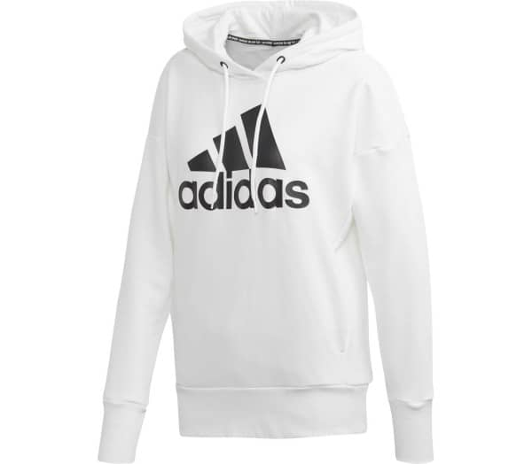 ADIDAS Badge Of Sport Donna Felpa con cappuccio - 1