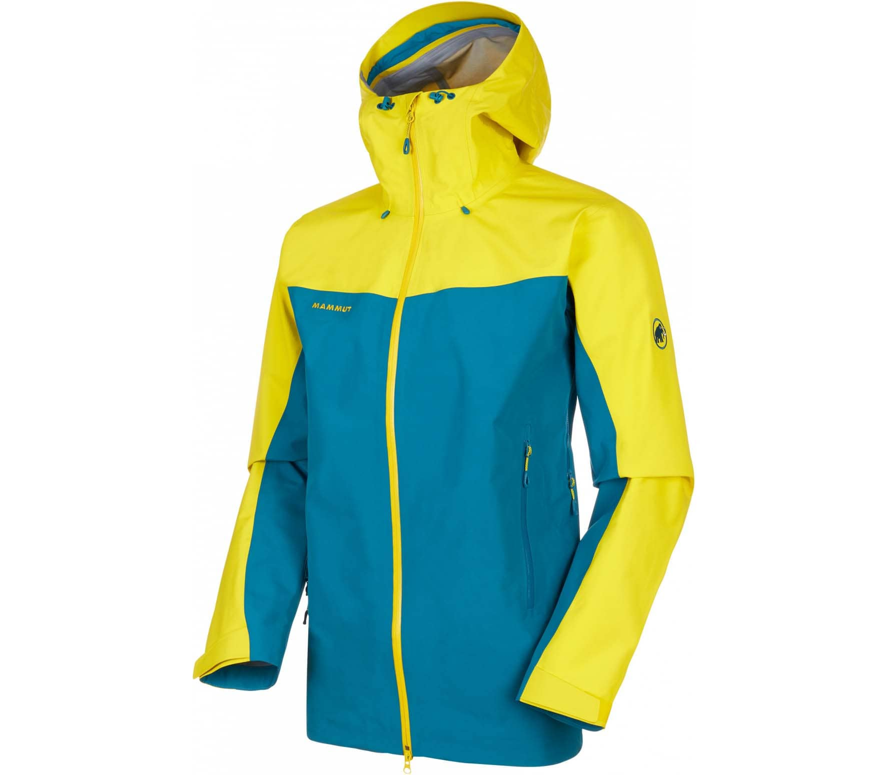 on sale 71c42 d2dde Mammut Crater HS Uomo Giacca Hardshell blu