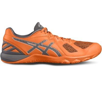 ASICS - Conviction X Herren Trainingsschuh (orange/grau)