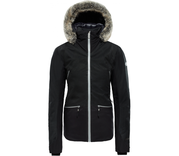THE NORTH FACE Diamtr Down Hybrid Damen Skijacke - 1